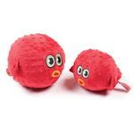 Hear Doggy Plush Dog Toy - Blowfish