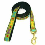 View Image 1 of Heart and Bone Dog Leash by Up Country