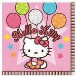 Hello Kitty Party Supplies - Beverage Napkins