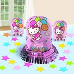 Hello Kitty Party Supplies - Table Decoration Kit