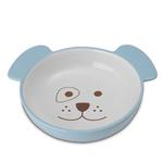 View Image 1 of Here Doggy Blue Dog Bowl