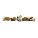 View Image 2 of Hide-A-Squirrel Plush Dog Toy