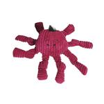 View Image 1 of Huggle Hounds Octo Knotties Toy - Violet