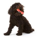 View Image 2 of Hurley Dog Toy - Red