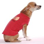 View Image 2 of Hurrah for this Chihuahua Dog Shirt - Red