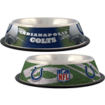 View Image 1 of Indianapolis Colts Dog Bowl