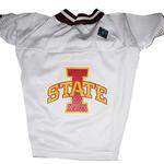 View Image 1 of Iowa State Cyclones Dog Jersey - White
