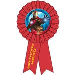 Iron Man Party Supplies - Award Ribbon