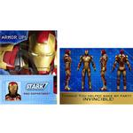 Iron Man Party Supplies - Iron Man 3 Invitations and Thank You Post Cards