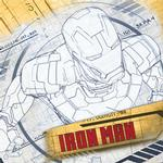 Iron Man Party Supplies - Iron Man 3 Lunch Napkins
