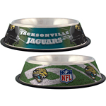 View Image 1 of Jacksonville Jaguars Dog Bowl