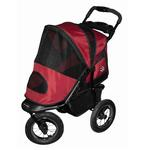 View Image 1 of Jogger Dog Stroller - Burgundy