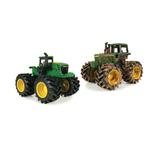 John Deere Toys - Monster Treads Tractor 2-Pack