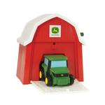 John Deere Toys - Tractor in the Barn