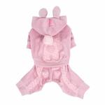 View Image 1 of Juicy Dog Jumpsuit by Pinkaholic - Pink