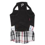 View Image 2 of Junior Dog Dress by Puppia - Black