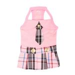 View Image 1 of Junior Dog Dress by Puppia - Pink