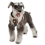 View Image 1 of Junior Dog Harness by Puppia - Beige