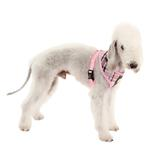 View Image 3 of Junior Dog Harness by Puppia - Pink