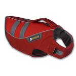View Image 2 of K-9 Float Coat Dog Life Jacket by RuffWear - Red Currant
