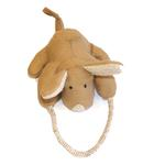 View Image 3 of Kangaroo with Rope Dog Toy