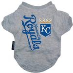 View Image 1 of Kansas City Royals Dog T-Shirt