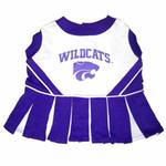 View Image 1 of Kansas State Cheerleader Dog Dress