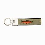 Up Country Key Ring - Fly Fishing