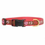 View Image 2 of Kisses Dog Collar by Up Country
