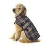 View Image 1 of Kodiak Dog Coat - Blue Plaid