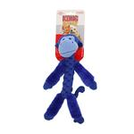 View Image 1 of Kong BraidZ Dog Toy - Fuzzy Monkey