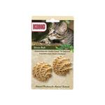 View Image 1 of KONG Naturals Straw Ball Cat Toy