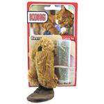 View Image 1 of Kong Refillable Catnip Toy - Beaver