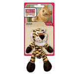 View Image 1 of Kong Safari BraidZ Cat Toy - Tiger