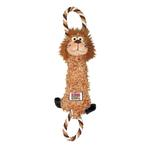 View Image 1 of Kong Tugger Knots Dog Toy - Lion