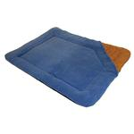 View Image 4 of Kurgo Pet Wander Bed - Blue