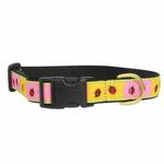 View Image 2 of Ladybug Dog Collar by Up Country