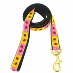 View Image 1 of Ladybug Dog Leash by Up Country