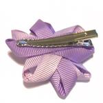 View Image 2 of Lavender Times Dog Bow