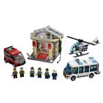LEGO® Toys - LEGO® City Museum Break-In