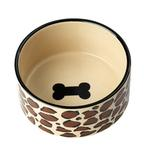View Image 2 of Leopard Buzz Dog Bowl