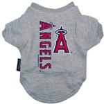 View Image 1 of Los Angeles Angels Dog T-Shirt