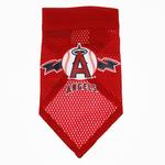 Los Angeles Angels Mesh Dog Bandana
