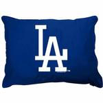 View Image 1 of Los Angeles Dodgers Dog Bed