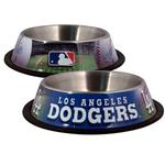 View Image 1 of Los Angeles Dodgers Dog Bowl