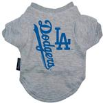 View Image 1 of Los Angeles Dodgers Dog T-Shirt
