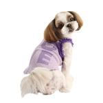 View Image 1 of Love Dog Shirt by Puppia - Light Violet