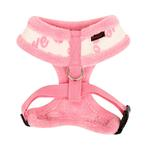 View Image 2 of Love Letter Dog Harness by Puppia - Ivory