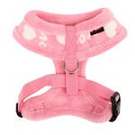 View Image 2 of Love Letter Dog Harness by Puppia - Pink
