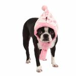 View Image 1 of Love Letter Dog Hat by Puppia - Ivory